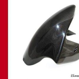 DUCATI 899 959 1199 1299 PANIGALE CARBON FIBRE FRONT MUDGUARD FENDER FIBER