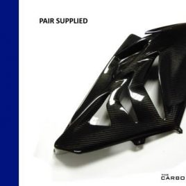 BMW S1000RR 2009-2011 CARBON FIBRE RACING SIDE FAIRING PANELS (PAIR L/H & R/H)