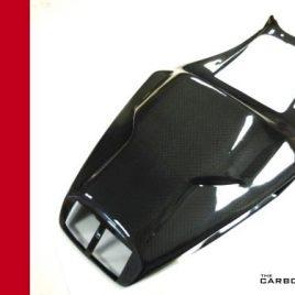 DUCATI 748 916 996 998 CARBON FIBRE RACING MONOPOSTO SEAT UNIT IN PLAIN WEAVE