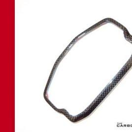 DUCATI 899 1199 1299 959 PANIGALE CARBON FIBRE DASH CLOCK SURROUND FIBER